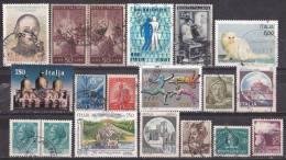 Italia Repubblica Selezione Usati - 6. 1946-.. Repubblica