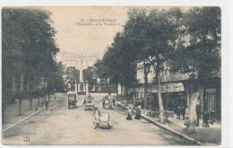 83 // DRAGUIGNAN   L'esplanade Et La Préfecture   N° 29 - Draguignan