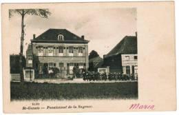 St Denys, St Genois, Pensionnat De La Sagesse (pk5816) - Zwevegem