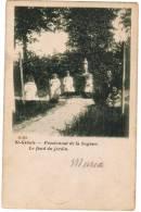 St Denys, St Genois, Pensionnat De La Sagesse, Le Fond Du Jardin (pk5817) - Zwevegem