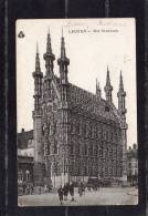 31162   Belgio,    Leuven,  Het  Stadhuis,  NV  (scritta) - Leuven