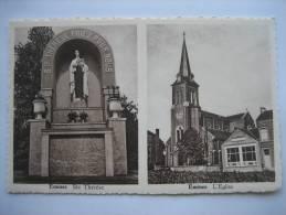 EMINES - Sainte-Thérèse Et L'Eglise - La Bruyère