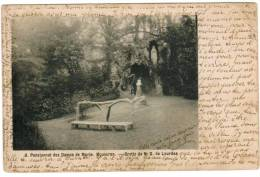 Mouscron, Pensionnat Des Dames De Marie, Grotte De N.D.de Lourdes (pk5831) - Mouscron - Moeskroen