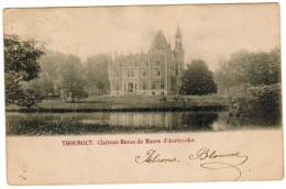 Torhout, Thourout, Château Baron De Maere D'Aertrycke (pk5836) - Torhout