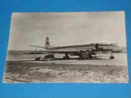 CPSM Aviation Avion COMET A 4 Reacteurs Gros Plan Gros Plan - 1946-....: Ere Moderne