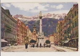 Innsbruck, Maria Theresienstrasse - Unclassified