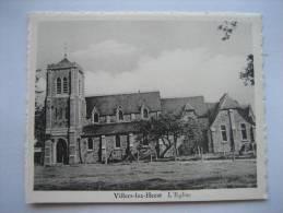 VILLERS-LEZ-HEEST - L'Eglise - La Bruyère