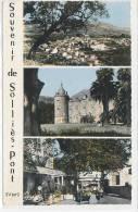 83 // Souvenir De SOLLIES PONT   Multivues Cpsm - Sollies Pont