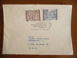"Austria - 1976 - Annullo """"Osterfestspiele Salzburg"""" - Mi N. 1507/08 - 1945-.... 2a Repubblica"