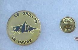 LE GRILLON LE HAVRE DISCOTHEQUE EX CINEMA?                        EEE     016 - Steden