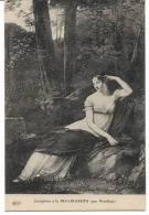 CPA - L'IMPERATRICE JOSEPHINE Par PRUDHON - Château De Malmaison - Editeur E.L.D. - Famous Ladies
