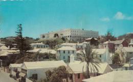 BR24615 The St George Hostel  2 Scans - Bermudes