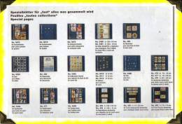 ID-SAFE  -  10 Pages A4 Transparentes Pour CPM  - - Supplies And Equipment