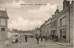 Airaines  Place Henri Fissot - Frankreich
