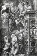 """Cartolina  D´epoca"""" SIENA -  L'Estasi Di S. Caterina . Basilica Di S. Domenico (Sodoma)"""" - Siena"""