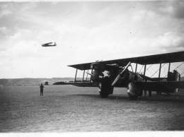Photo - Meeting De Rouen 9 Juillet 1933 - Aviation