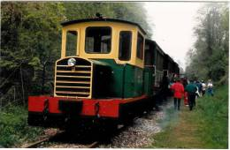 Foto, Diesellok, Personenzug Sonderfahrt - Eisenbahnen