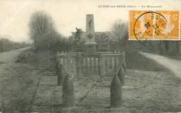 N°23302 -cpa Aunou Sur Orne -le Monument- - Frankreich