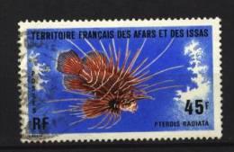 Afars Et Issas  N°  435   Oblitéré Cote Y&T    2,20  €uro  Au Quart De Cote - Afars Et Issas (1967-1977)