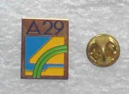 AUTOROUTE A 29 NORMANDIE      EEE   058 - Associations