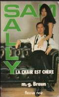 La Chair Est Chère - Sam Et Sally Par M.G. Braun - Fleuve Noir S.S 58, 1981 - Fleuve Noir