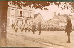 SACY LE GRAND  GUERRE 1915 - Francia