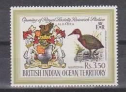 British Indian Ocean Territory BIOT 1971 Mi. 43** MNH - Britisches Territorium Im Indischen Ozean