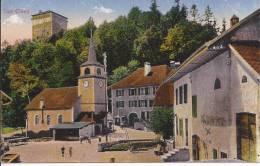 4787 - Les Clées - VD Vaud