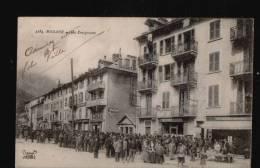 026 Modane ...les Emigrants - France