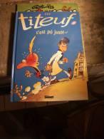 TITEUF T4  C'EST PO JUSTE    ZEP - Titeuf
