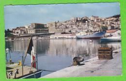 BOUGIE - Vue Sur Le Port Et La Ville - Otras Ciudades