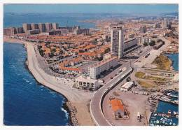 Port De Bouc - Vue Aérienne De La Lèque - A Circulé En 1975 - Other Municipalities