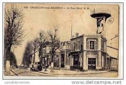 92 - CHATILLON SOUS BAGNEUX - LA TOUR BIRET - Châtillon