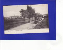 8563)  ROYAN  Vue Train Gare Au Loin ?   (Très Très Bon état) 6 - Royan