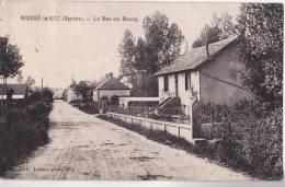 CPA BOESSE-LE-SEC 72 - Le Bas Du Bourg - Altri Comuni