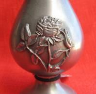 1 Vase En Etain Dauphinois - Stagno