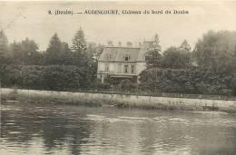 AUDINCOURT - Château Du Bord Du Doubs - TBE - 2 Scans - Non Classés