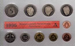 Deutschland 1996 Prägeanstalt A Stg 50€ Stempelglanz Im Kursmünzensatz Der Staatlichen Münze Berlin Set Coin Of Germany - Ongebruikte Sets & Proefsets