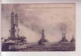 CUIRASSES AMERICAINS ADRIATIQUE Marine USA - Guerre