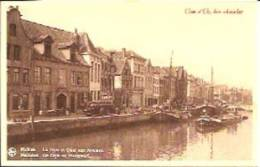 Malines 176: La Dyle Et Quai Aux Avoines - Malines