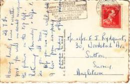 P/HISTORY -1954 BELGIAN SLOGAN CANCELLATION - Sonstige