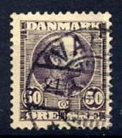 DENMARK 1905 King Christian IX 50ö Definitive,  Used.  SG 107, Michel 51. - 1864-04 (Christian IX)