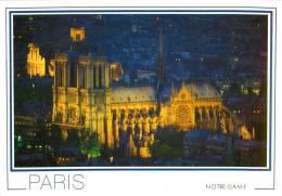 CPSM Paris-Notre Dame  L1102 - Notre Dame De Paris