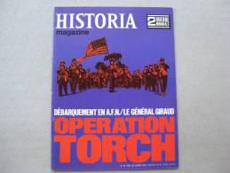 HISTORIA 2ème Guerre Mondiale N°44 Opération TORCHE - Histoire