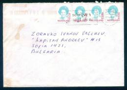 114404 / Envelope 1993 ROTTERDAM , MASHINE SEAL  Netherlands Nederland Pays-Bas Paesi Bassi Niederlande - Period 1980-... (Beatrix)