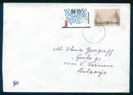 114428 / Envelope 1991 HEERDE , ROTTERDAM Netherlands Nederland Pays-Bas Paesi Bassi Niederlande - Period 1980-... (Beatrix)