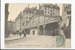 LYON , GARE DU FUNICULAIRE DE LA CROIX-ROUSSE - Autres