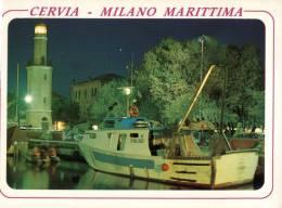 (886) Lighthouse - Phare - Cervia Milano Marittima - Faros