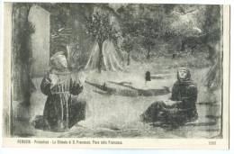 PERUGIA, Pinacoteca, Le Stimate Di S. Francesco, Piero Della Francesca, Unused Postcard [11413] - Perugia