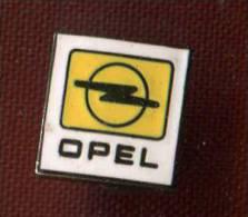 Pin´s Opel - Opel